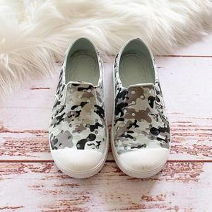 Harper Canyon Grey Camo Sneaker Sandals
